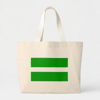 puerto-rico Flag Large Tote Bag