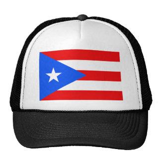 Puerto Rico Flag Trucker Hat