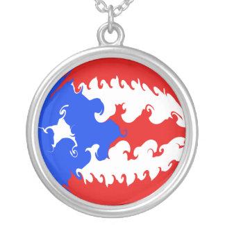 Puerto Rico Gnarly Flag Jewelry