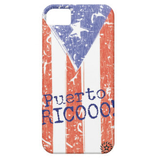 Puerto Rico iPhone 5 Covers