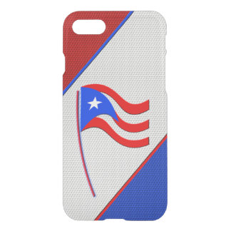 Puerto Rico iPhone 7 Case