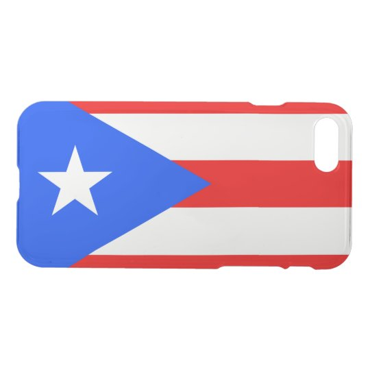 PUERTO RICO iPhone 8/7 CASE