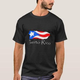 Puerto Rico Map T-Shirt