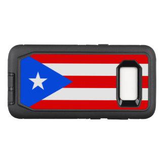 Puerto Rico OtterBox Defender Samsung Galaxy S8 Case