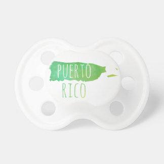 Puerto Rico Pacifier