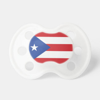 Puerto Rico Pacifiers
