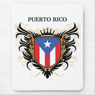 Puerto Rico [personalize] Mouse Pad