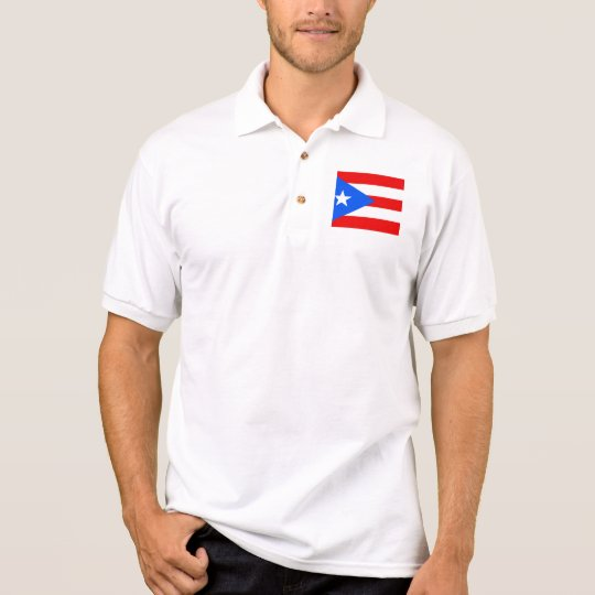puerto rico polo shirt