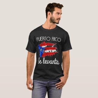 Puerto Rico Se Levanta - Boricua Pride T-Shirt