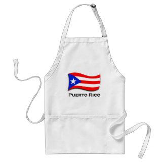 Puerto Rico Standard Apron