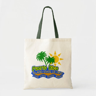 Puerto Rico State of Mind bag - choose style