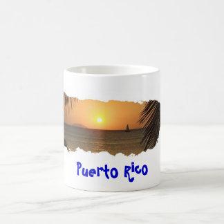 Puerto Rico Sunset Mug