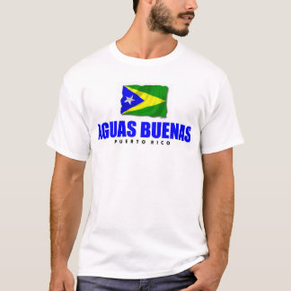 Puerto Rico t-shirt: Aguas Buenas T-Shirt