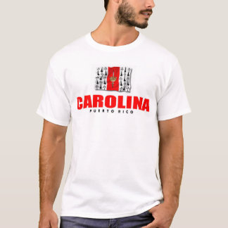 Puerto Rico t-shirt: Carolina T-Shirt