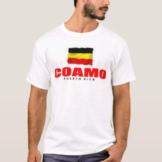 Puerto Rico t-shirt: Coamo T-Shirt