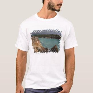 Puerto Rico, West Coast, Cabo Rojo, coastline 3 T-Shirt