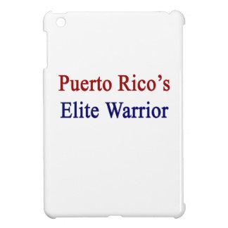 Puerto Rico's Elite Warrior iPad Mini Cases