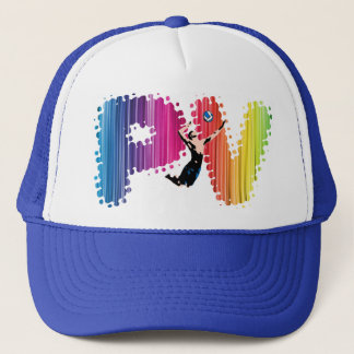 Puerto Vallarta Beach Volleyball Trucker Hat