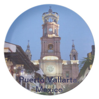Puerto Vallarta, Mexico Plate
