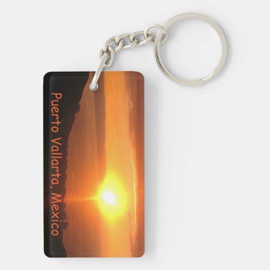 Puerto Vallarta, Mexico souvenir keychain