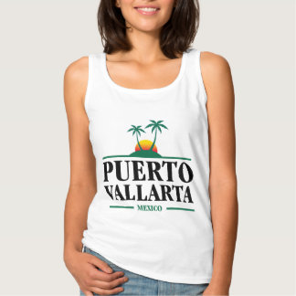 Puerto Vallarta Mexico Tank Top