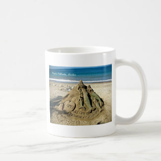Puerto Vallarta Sand Sculpture Coffee Mug