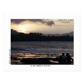 Puerto Viejo de Limon Postcard