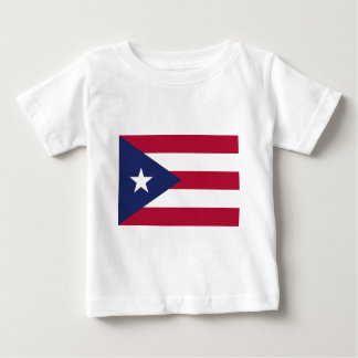Puertorico flag baby T-Shirt