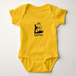 PUF Baby Baby Bodysuit