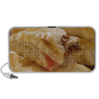 Puff pastries with beetroot filling (Russia) Portable Speakers