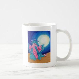 Puff The Magic Dragon Classic White Coffee Mug