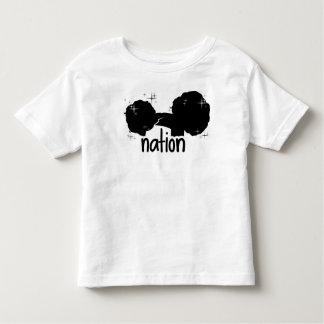 Puffball Nation Kids Tshirts