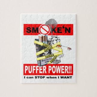 PUFFER POWER_1 JIGSAW PUZZLE