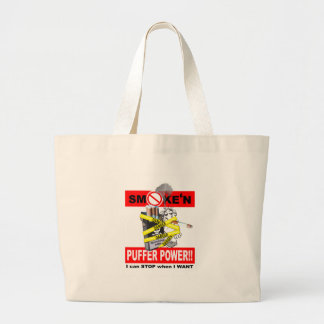PUFFER POWER_1 LARGE TOTE BAG