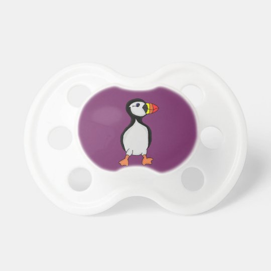Puffin Baby Pacifier