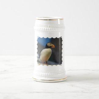 Puffin Beer Stein