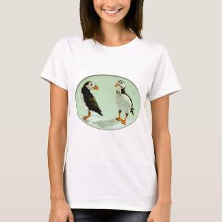 Puffin Bird Comical Art Gifts T-Shirt