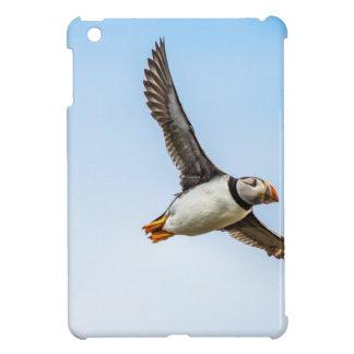Puffin Bird Sea Flight Wildlife Fly Feather iPad Mini Covers