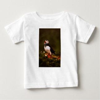 Puffin Fish Animal Bird Wildlife Atlantic Island Baby T-Shirt