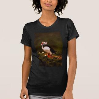 Puffin Fish Animal Bird Wildlife Atlantic Island T-Shirt