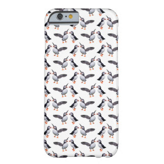 Puffin Frenzy iPhone 6 Case (Choose Colour)