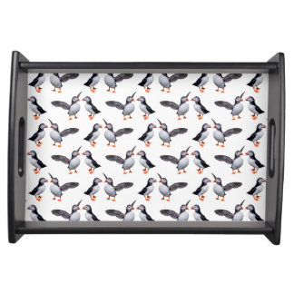 Puffin Frenzy Tray (choose colour)