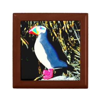 puffin gift box