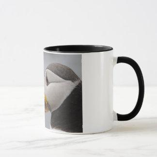 Puffin Head Iceland Mug