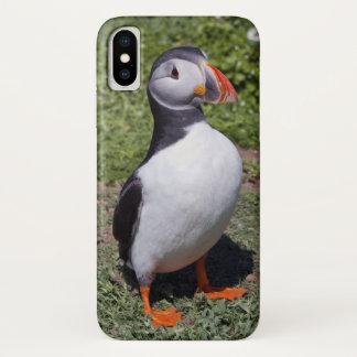 Puffin iPhone X Case