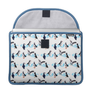 Puffin Party MacBook Pro Sleeve