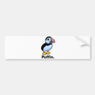 Puffin Puffin. Bumper Sticker