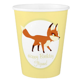 Puffin Rock Party Cup - Flynne Paper Cup