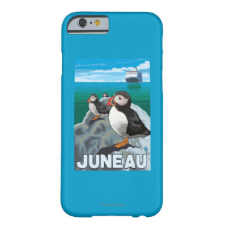 Puffins & Cruise Ship - Juneau, Alaska Barely There iPhone 6 Case