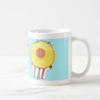 Puffy Elvis mug